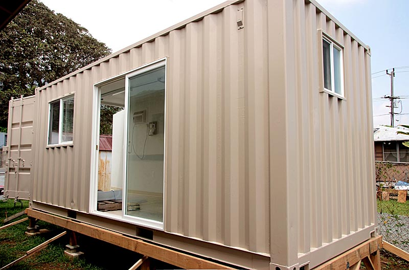 Construction Office Trailers Portable Shipping Container