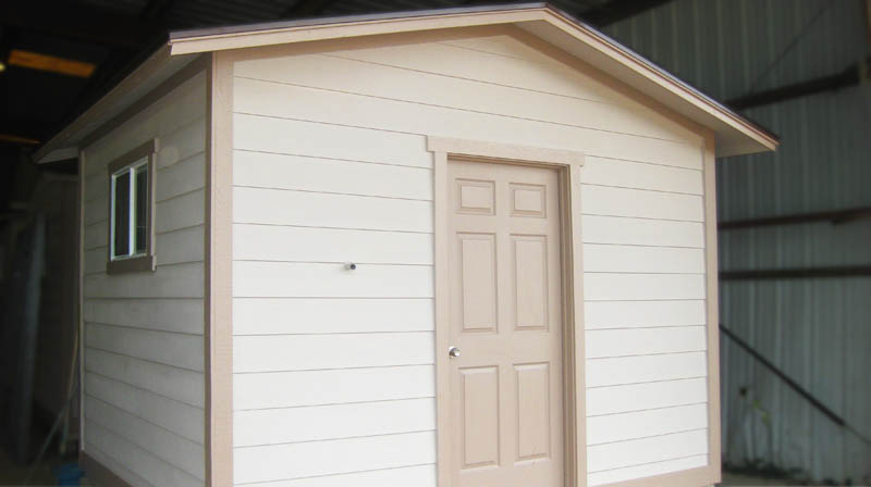 Detailed info about steel frame sheds etc.